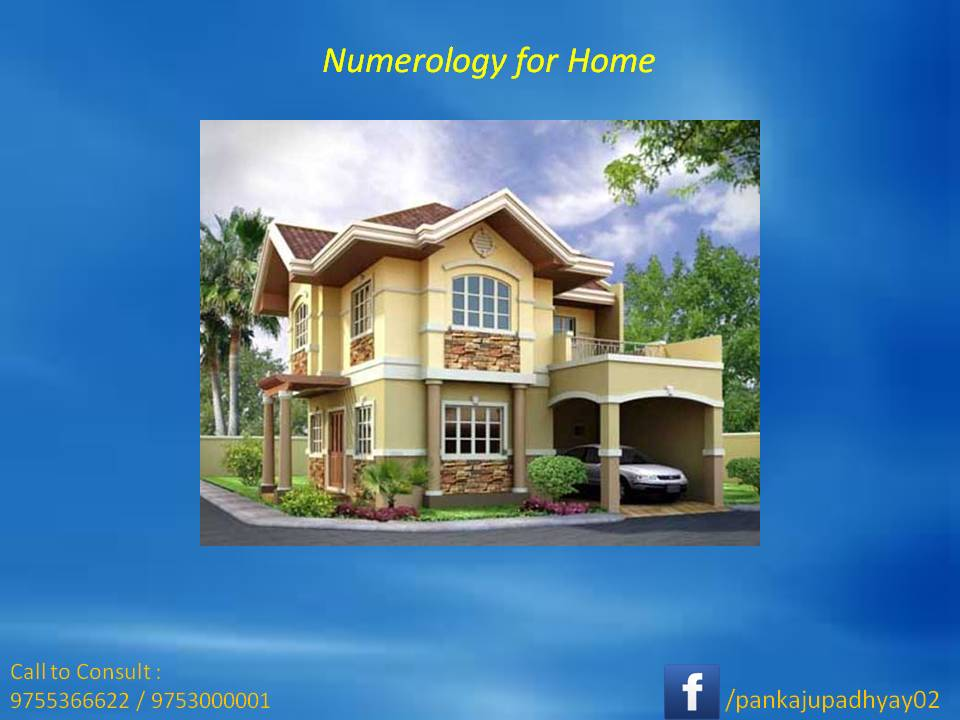 Numerology for your Home