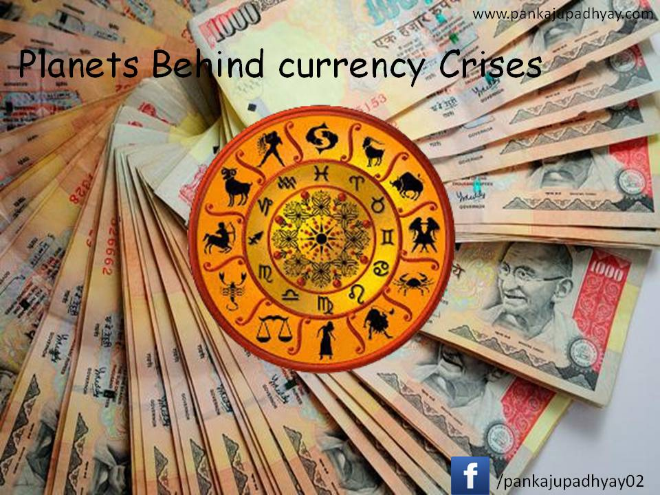 Demonetization : Planets behind currency crises