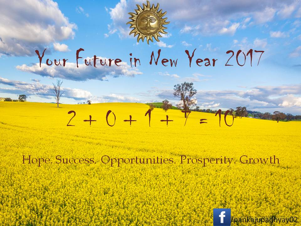 Your Future in New Year 2017